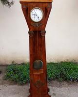 Art Nouveau standing clock