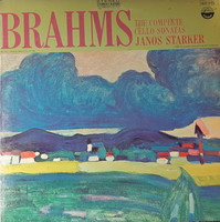 Starker john cello brahms sonatas lp vinyl record vinyl
