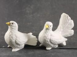 Porcelán galambpár 570