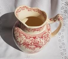 Villeroy & boch valeria mettlach 22 cm high antique porcelain jug