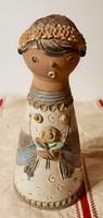 Kiss-rose ilona ceramic
