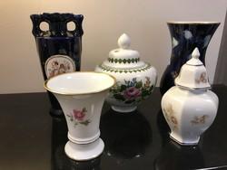 Váza kínáló porcelán