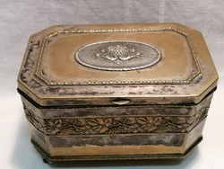 Antique marked ornate box