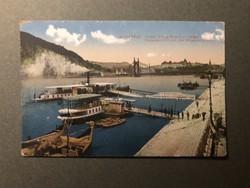 5 old Budapest postcards