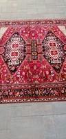 Silk mocha Caucasian pattern tablecloth. Negotiable!