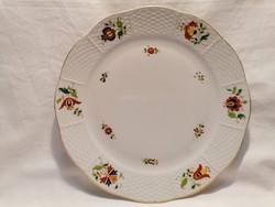 Old rarer Herend porcelain plate