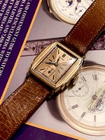 Harmful deco bulova vintage watch! Fits a movie