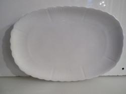 Bavaria - 32.5 x 22 cm - tirschenreuth - snow white - steak - flawless
