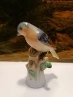 Herend porcelain bird figure 10.5 cm, flawless