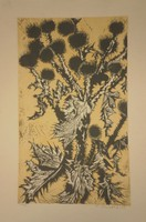 András Németh (1941-): wildflower