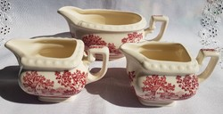 Villeroy & boch rusticana 3-piece pouring set together! Flawless condition!