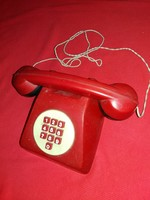Old toy / room red telephone red star mgtsz old bridge made according to the pictures