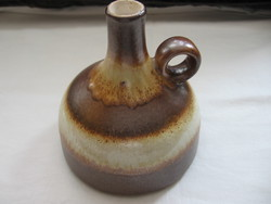 Bay ceramic jar with vase 317 14 w. Germany
