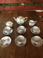 Herend Victoria pattern tea set!
