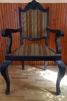 Antique throne