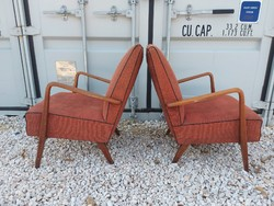 Mid-century armchair retro armchair