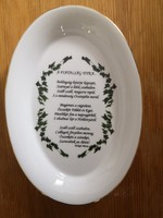 The secret of youth c. Raven house poem plate