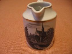 Antique collector lippert et keutz in schlaggenwald pitcher