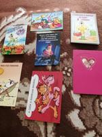 Cardex, és Ars una üdvözlő, és képeslapok eladók! 7 db régebbi.