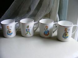 Granite fairy tale mug