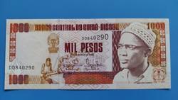 Guinea - Bissau 1000 Pesos 1993 UNC