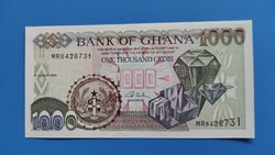 Ghána 1000 Cedis 2003 UNC