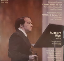 Ruggiero ricci violine lp vinyl record vinyl