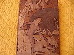 Pici intarzia falikép