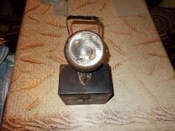 Vasutas lámpa