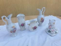 Ceramic jug, bonbonier small ornaments for sale!