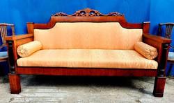 Original Biedermeier sofa