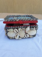 Shell gift box for sale!
