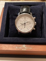 Modern and original baume & mercier watch for sale in beautiful condition! Price: 200.000.-