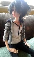 Artist doll, 60 cm bjd