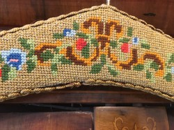 Old tapestry hanger