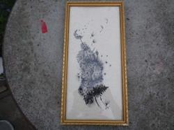 Jónás nikoletta: jáng vu (ink drawing, lip international creative camp)