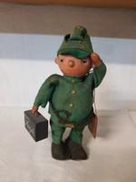 Old Swiss figurine, toy