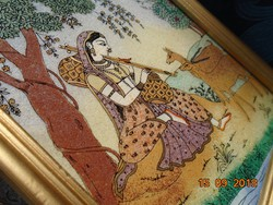 Mughal painting mogul imperial painting