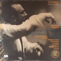 Claudio arrau plays piano brahms in D minor concerto rare lp! Vinyl record vinyl