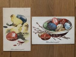 Aranyos Húsvéti képeslapok -  Görög Lajos  rajz    -    ár / db