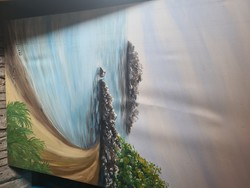 Large size painting