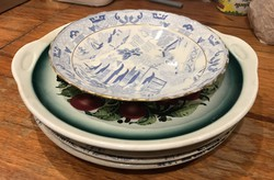 5 Pieces of plate
