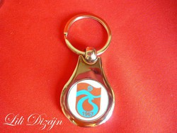 Trabzonspor metal keychain