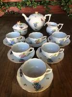 Herend tea set! Immaculate!