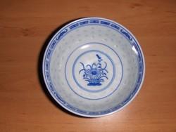 Chinese rice grain porcelain bowl (1 / k)