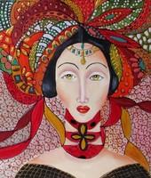 B.Tóth iris-even an icon-painting auction!