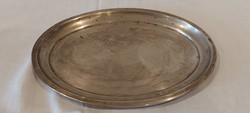 Silver tray, 218 grams