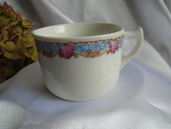 Antique rosy, unforgettable h & c cup.