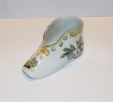 Herend Victorian patterned shoes