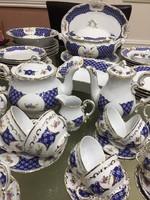 Zsolnay Marie Antoinette étkészlet kávés +teás készlet